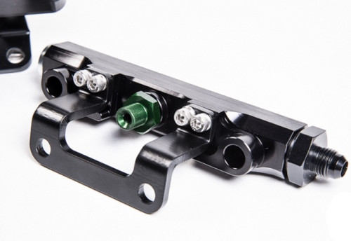 "Radium Engineering ""Black or Green"" Fuel Rail Kit Toyota GT86 & Subaru BRZ"