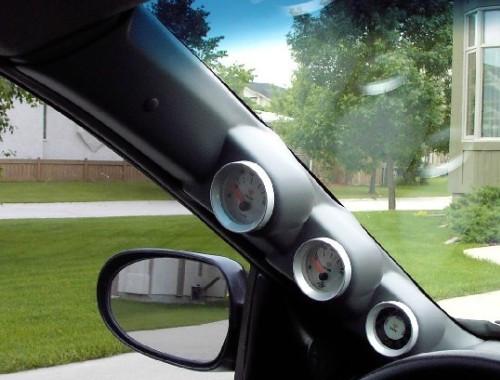 Lo-Tek A-Säulenhalterung 3-fach für Nissan 200SX S14