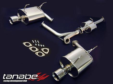 TANABE Medalion Touring Abgasanlage für Honda S2000