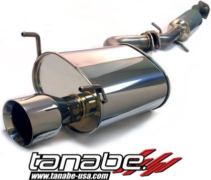 TANABE Medalion Touring  Abgasanlage für Lexus IS 300