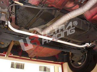 """UltraRacing """"2-Point Rear Lower Strutbar"""" für Suzuki Swift 2005-09"""