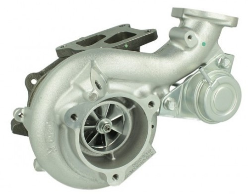 "MHI Mitsubishi EVO X ""Upgrade"" Turbolader"