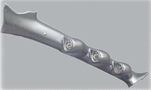 Lo-Tek A-Säulenhalterung 3-fach für Nissan 300ZX