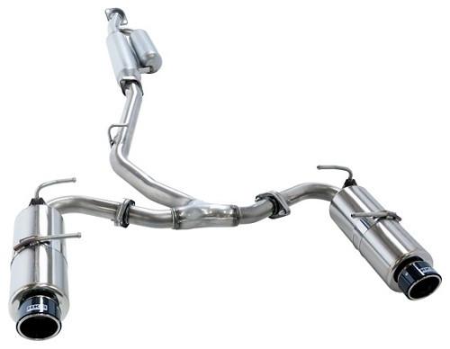 "HKS ""Hi Power Spec L"" Carbon Endr. Abgasanlage für Toyota GT86 / Subaru BRZ"