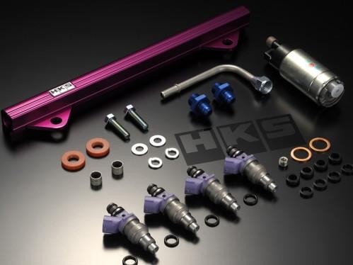 "HKS ""Complete Fuel Delivery Kit"" Mitsubishi EVO X"