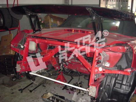 "UltraRacing ""19mm Rear Swaybar"" Toyota MR2 W3"