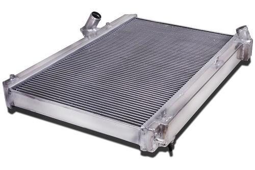 """JAPSPEED """"High Flow"""" Aluminium Wasser-Kühler für Mazda RX-8"""