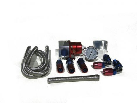 JAPSPEED Benzindruckregler Kit