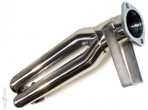 "JAPSPEED ""Twin Pipe"" Downpipe für Nissan 200SX S14"