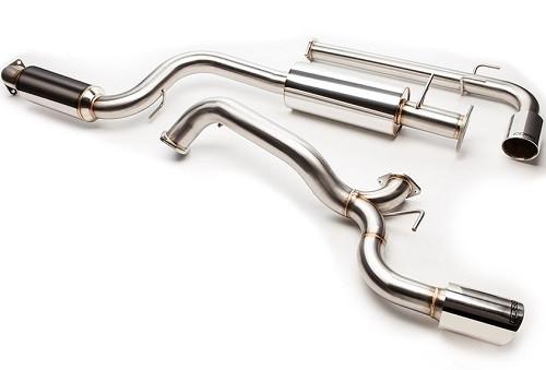 """COBB Tuning 3"""" Abgasanlage für Mazda 3 MPS BL"""