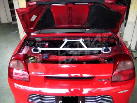 "UltraRacing ""Rear 4-Point Trunk Brace"" Toyota MR2 W3"