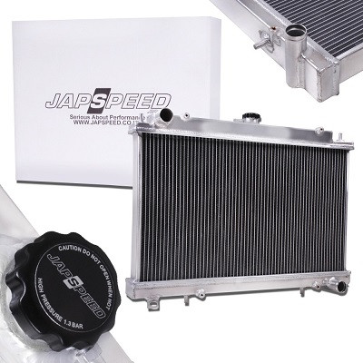 JAPSPEED Aluminium Kühler für Nissan 200SX S14