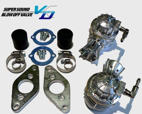 "BLITZ ""Twin Venturi Drive Super Sound Blow Off Valve"" Nissan GT-R R35"