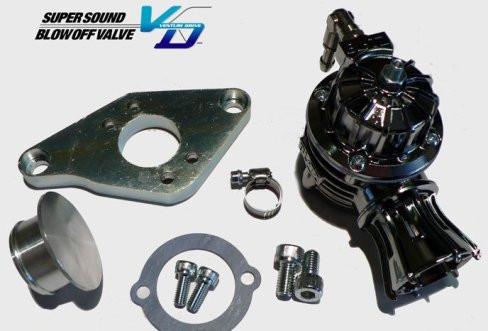 BLITZ Venturi Drive Super Sound Blow Off Ventil für Subaru Impreza