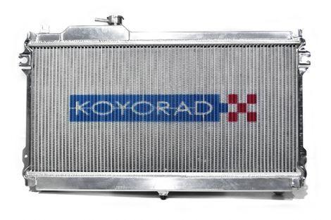 KOYO Kühler für Honda Civic Type-R EP3