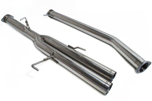 """JAPSPEED """"Shotgun"""" Cat Back Abgasanlage für Nissan 200SX S14"""