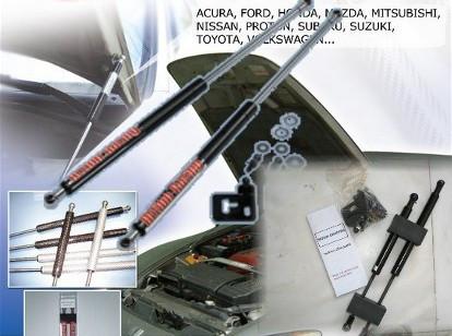 Action Racing Haubenlifter für Suzuki Swift EZ/MZ