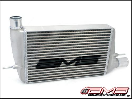 "AMS ""Upgraded Front Mount Intercooler"" Mitsubishi EVO X"