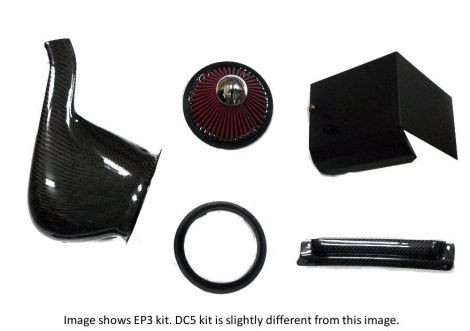 TEGIWA Carbon Airbox für Honda Civic Type-R EP3