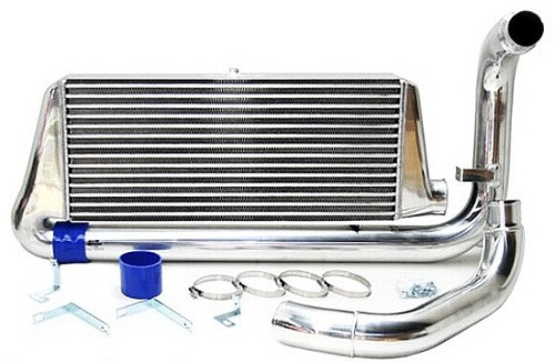 "BLITZ Intercooler Kit ""SE Edition"" Ladeluftkühler Kit für Nissan Skyline GTS R33 / GTT R34"