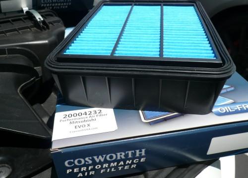 Cosworth Sport Luftfilter für Mitsubishi EVO X
