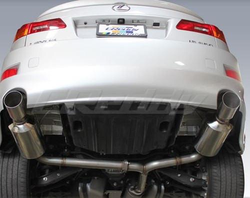 """GREDDY """"EVO 3"""" Abgasanlage für Lexus IS250"""