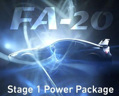 """COSWORTH """"Stage 1.1 Power Package"""" für Toyota GT86 & Subaru BRZ"""