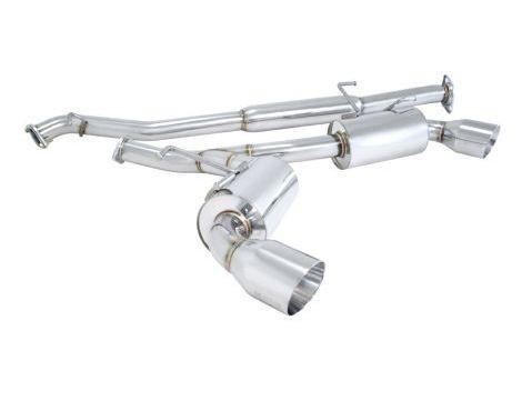 MEGAN RACING Abgasanlage für Toyota GT86 & Subaru BRZ