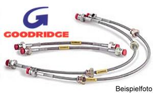 GOODRIDGE Stahlflex Bremsleitungskit für Honda Civic Type R EP3