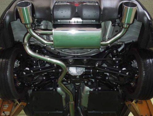 "HKS ""Legamax Premium"" Abgasanlage für Toyota GT86 & Subaru BRZ"