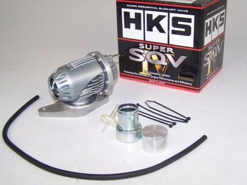 "HKS ""Super Sequential 4"" Blow-Off Ventil Kit für Subaru Impreza WRX/STI  08-12"