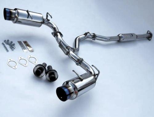 """INVIDIA """"N1"""" Abgasanlage für Toyota GT86 & Subaru BRZ"""