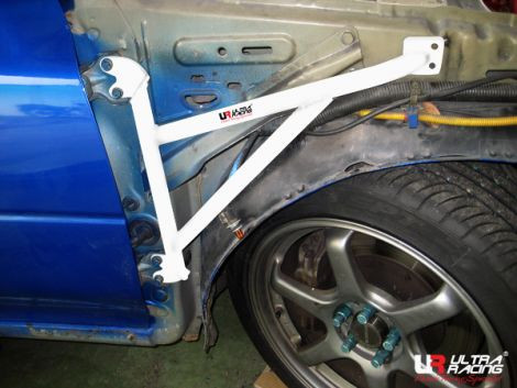 "UltraRacing ""Fender Brackets"" für Subaru Impreza GC / GF"