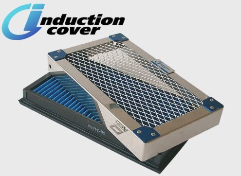 "BLITZ ""Induction Cover"" für Subaru Impreza GD 01-05"