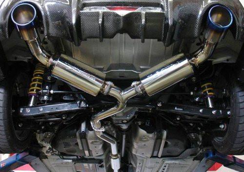 """INJEN """"Super SES"""" Cat Back Abgasanlage für Toyota GT86 & Subaru BRZ"""