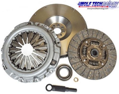 Jim Wolf Technology Kupplungs-Kit mit Schwungscheibe Nissan 350Z VQ35DE