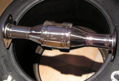JAPSPEED Sport-KAT für Toyota MR2 W2/SW20