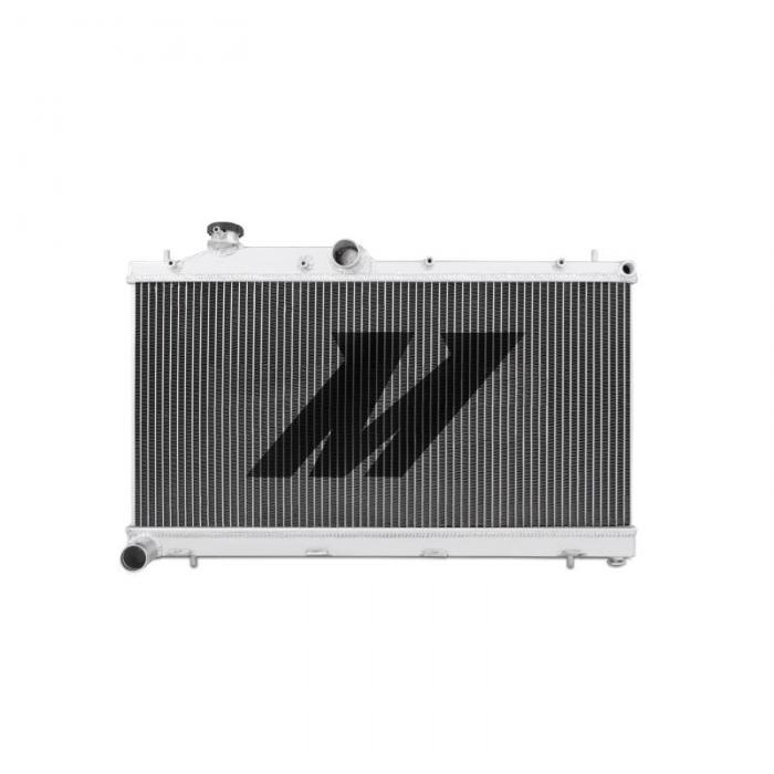 MISHIMOTO X-Line Performance Aluminium Kühler Subaru WRX / STI 2008-