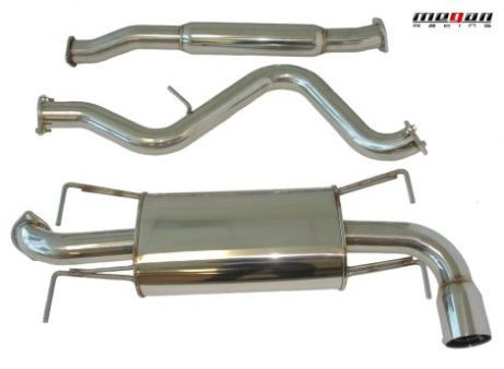 "Megan Racing ""OE-RS"" Abgasanlage für Subaru Impreza WRX 08-10"