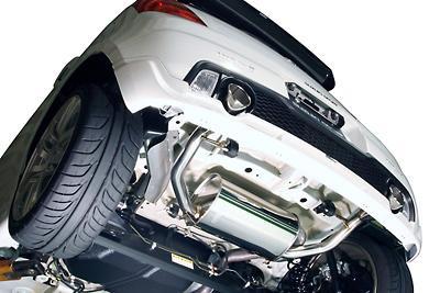 """SuzukiSport Endschalldämpfer """"Type Sp-X"""" für Suzuki Swift Sport 1,6"""
