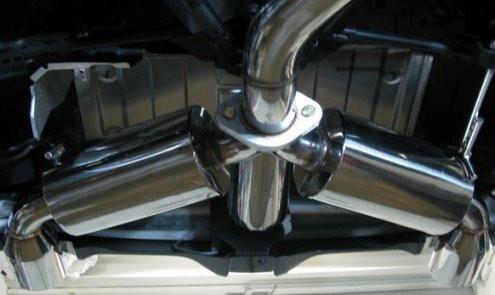 PROSTREET N1 Abgasanlage für Nissan 370Z Z34