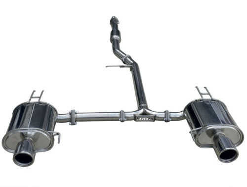 """INVIDIA """"Q300"""" Abgasanlage für Honda Accord CL7"""