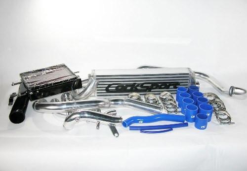 Corksport Front Mount Ladeluftkühler Kit für Mazda 3 MPS BL