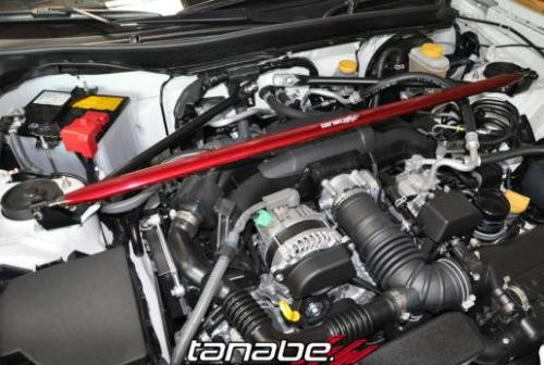 """TANABE """"Sustec"""" Domstrebe für Toyota GT86 & Subaru BRZ"""
