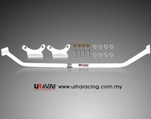 "ULTRARACING ""Rear Upper Strutbar"" für Subaru Impreza WRX 94-07 GC/GD"