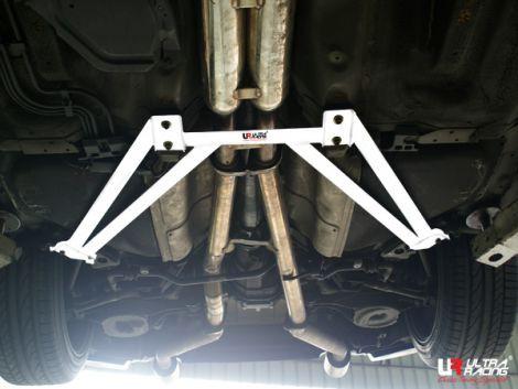 """UltraRacing """"Rear Member Brace 4-Point"""" für Nissan 350Z"""