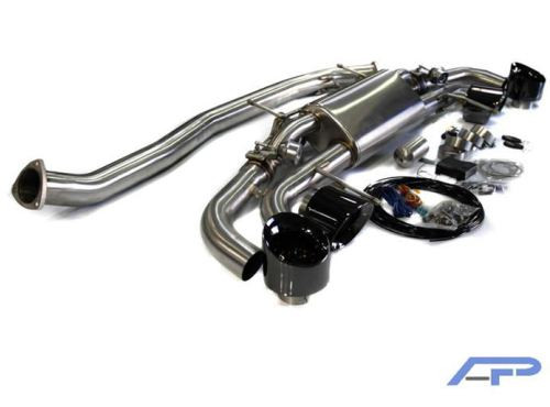"Agency Power ""Electronic Valve Controlled Exhaust Muffler"" Nissan R35 GT-R"