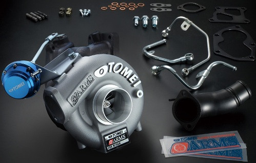 "TOMEI ""ARMS MX7960"" TURBO KIT Mitsubishi  EVO 7/8/9"