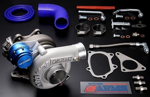 "TOMEI ""ARMS"" Turbolader Kit für Subaru Impreza WRX & STi"