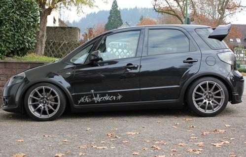 """BC Racing """"V1-VN"""" Gewindefahrwerk für Suzuki SX4"""